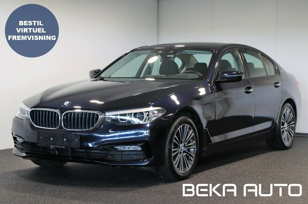 BMW 530e 2,0 iPerformance Sport Line aut. 4d