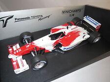 "Minichamps  Toyota  Racing  TF 102  ""2002""  Lim. 1of 1.303  1:18 OVP !!! (5)"