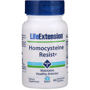Life-Extension-Homocysteine-Resist-60-Vegetarian-Capsules