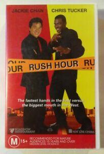 Rush-Hour-VHS-1998-Comedy-Brett-Ratner-Jackie-Chan-Chris-Tucker-Roadshow-Large