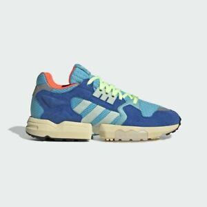 Adidas-Originals-ZX-Torsion-Boost-Blue-Green-Men-Lifestyle-Sneakers-gym-EE4787