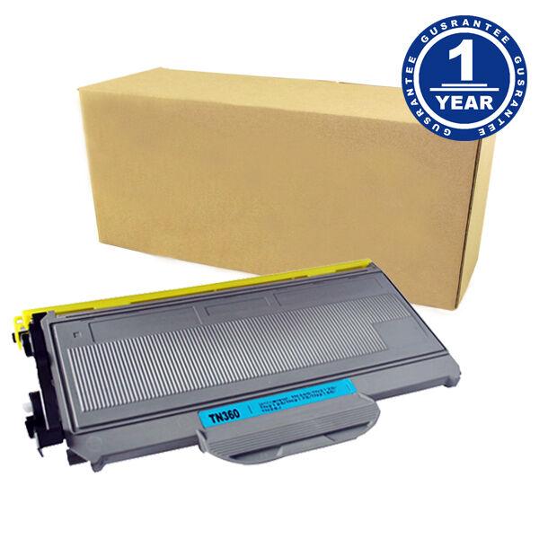 High Yield For Brother TN360 Toner Cartridge HL-2140 2170W MFC-7340 7840W TN330