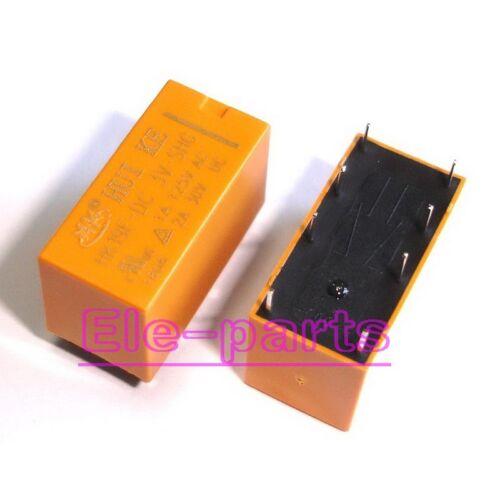 10 PCS HK19F-DC3V-SHG  DIP-8 HK19F-DC-3V-SHG Power PCB Relay