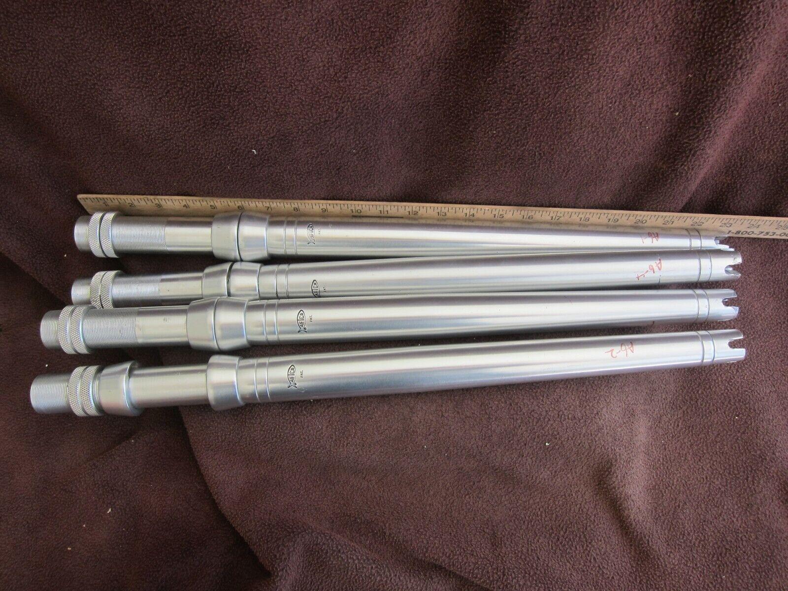 Aftco Plata Recta De Aluminio trasero; Talla  4 (80lb) clase 1-Exec Cond    4ws