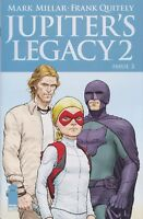 JUPITER'S LEGACY 2 (2016) #3 - Cover A - New Bagged