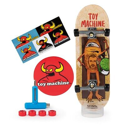 Tech Deck Toy Machine Skateboards Fingerboard Series 6 Spin Master Ultra Rare