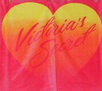 Victoria's Secret Limited Edition 2014 Ombre Sunset Heart Beach Towel Rare