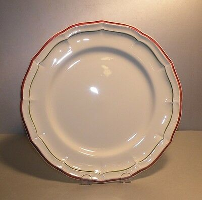NEW Dinner Plate without Tree Pattern GIEN from France