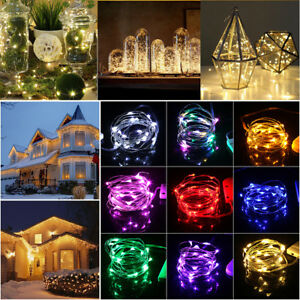 LEDs-Christmas-AA-Battery-Copper-Wire-String-Lights-Party-Xmas-Tree-Decor-1-10M