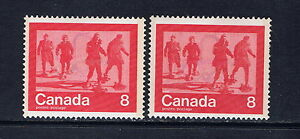 Canada-644-3-1974-8-cent-KEEP-FIT-WINTER-SPORTS-Snowshoeing-COJO-Symbol-MNH