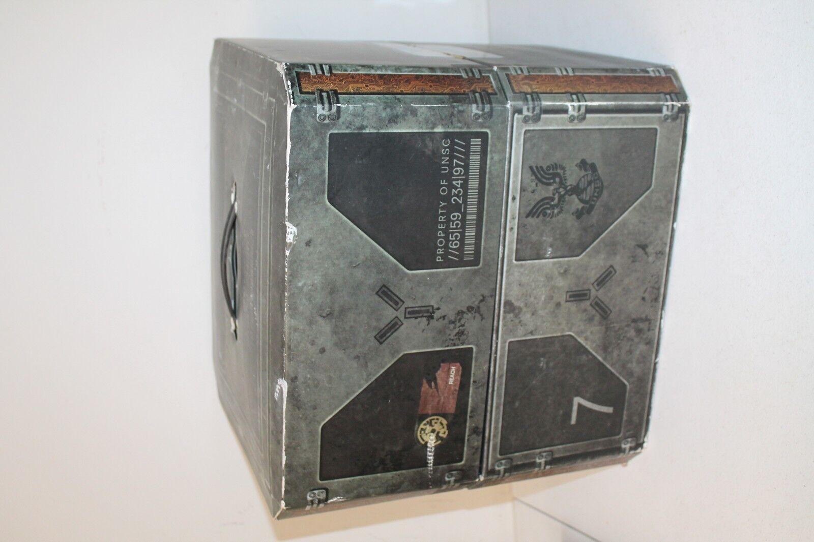 Halo Reach Edición Legendaria Juego De Xbox 360 desaparecidos Sin Dlc