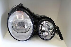 Mercedes-Original-Faro-Unidad-Luminosa-Xenon-Delantero-Derecho-E50-AMG-W210
