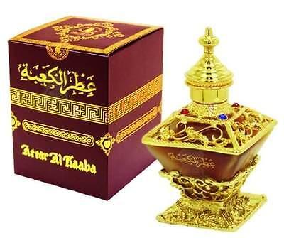 Attar Al Kaaba  Red by  Al Haramain Exclusive Perfume Oil / Attar / ittar 18 ml