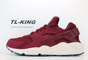 Red Nike Msrp110 Bg Team 608 Sail Trainer 318429 Air Navy Huarache Sneaker L354RjAq