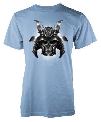 Spirit of Ronin ancient Japanese warrior helmet adult t-shirt