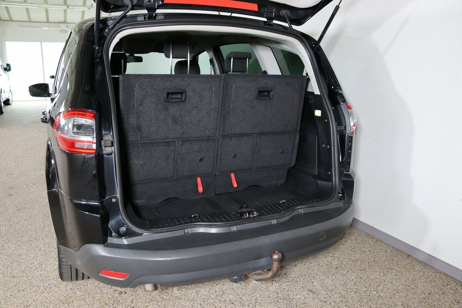 Ford S-MAX 2,0 TDCi 163 Titanium aut. 7prs - billede 5