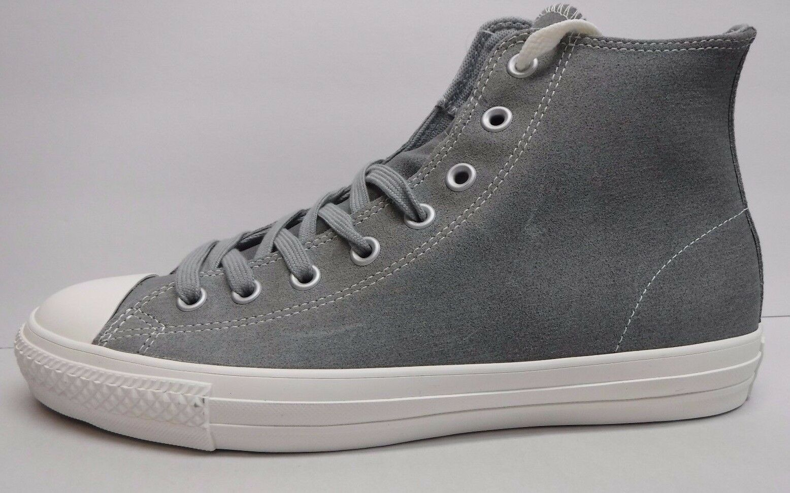 Converse  Chuck Taylor Size 10 Gray  Hi Tops New Sneakers New Mens Shoes