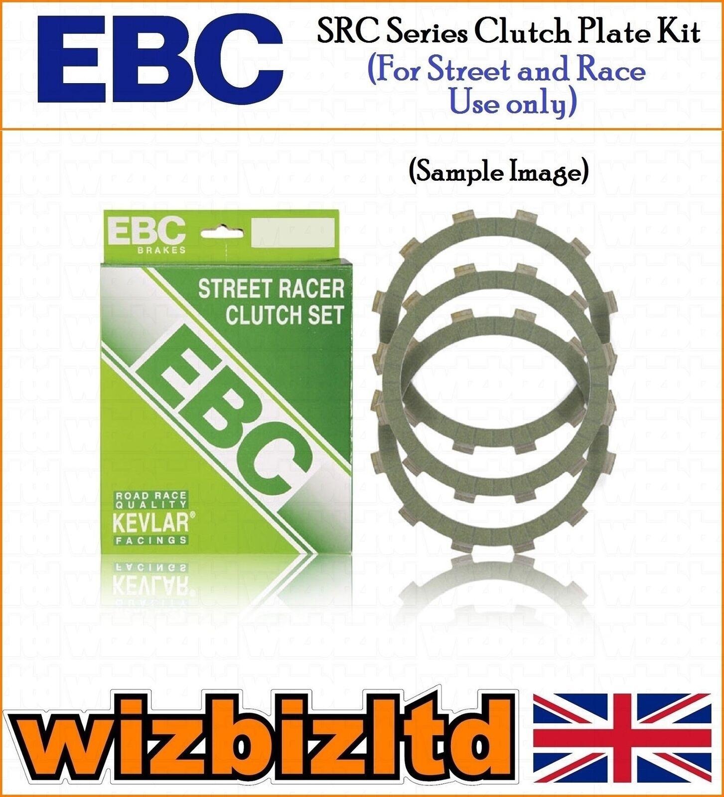 KAWASAKI ZX600 ZX 600 F G ZX6R NINJA EBC SRC CLUTCH KIT 95-99  SRC38