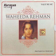 sing along Waheeda Rehman Dev Anand / Bollywood Song Compilation / CD Hindi