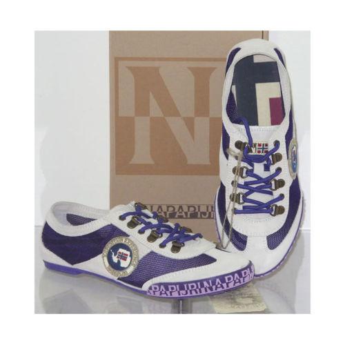 NAPAPIJRI SCARPA shoes DA women A purple NUMERO 38
