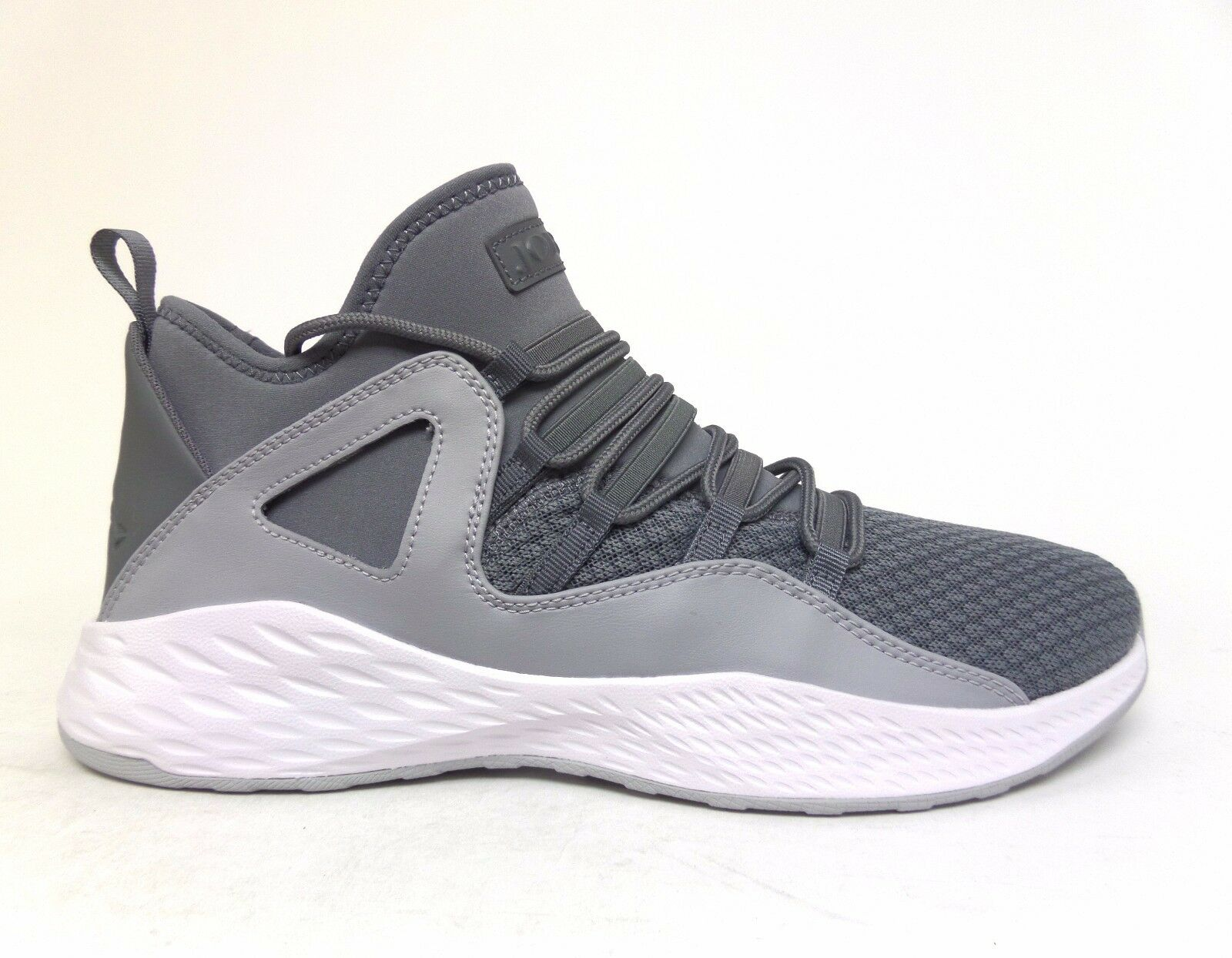 Air Jordan Men's FORMULA 23 Basketball Shoes Cool Grey/White 881465-003 b The latest discount shoes for men and women