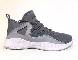 34597cc8d44b Air Jordan Men s FORMULA 23 Basketball Shoes Cool Grey White 881465 ...