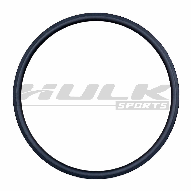 700C 28mm wide Cycle Cross 30mm depth bike carbon Rim Tubeless compatible
