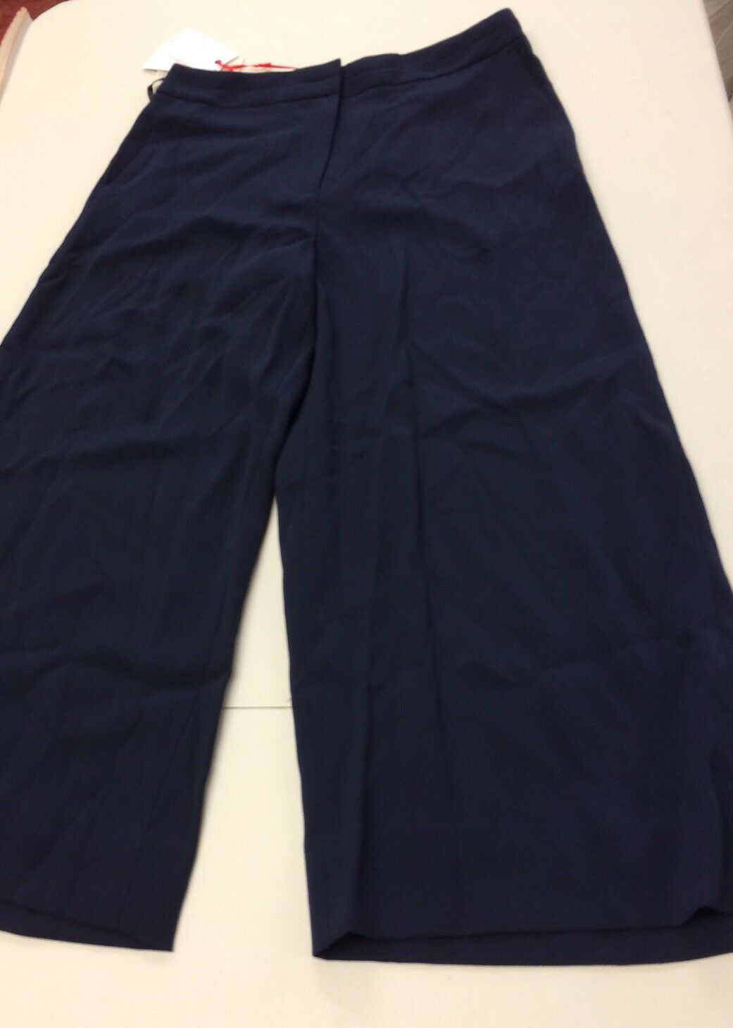 B110precis petite trousers navy Size UK10 RRP