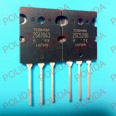 1pair or 2pcs toshiba to 3pl 2sa1943 r 2sc5200 r 2sa1943 2sc5200 a1943 c5200 8068087262324 ebay ic chip design ic original ttc5200 wholesale, ic