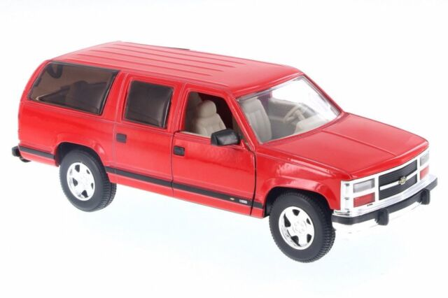 sunnyside 1993 chevy suburban red ss9601d 1 24 scale diecast model Chevy Suburban Toy eBay 1993 chevy suburban, red sunnyside ss9601d 1 24 scale diecast model toy