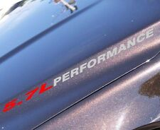 5.7L PERFORMANCE Hood decal Dodge Ram Hemi V8 1500 2500 2012 2011 2010 09 08 07