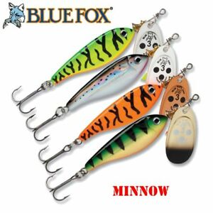 Blue-Fox-Vibrax-Minnow-Spin-Different-sizes-colors-BFMSV