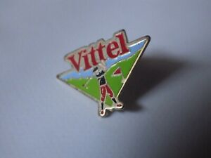 Pin-039-s-Vintage-Collector-Lapel-Pin-Adv-Vittel-Lot-A029