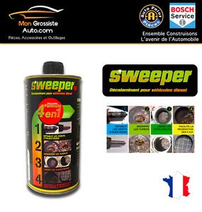 HonnêTe Sweeper Décalaminant Moteur Diesel 1 Litre Prix Dégressifs