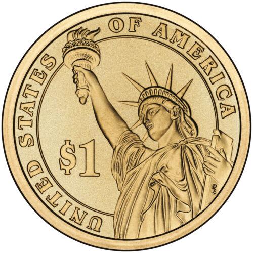 2012 P Chester A Arthur ~ Pos B ~ Presidential Dollar from Mint Set