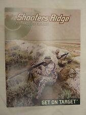 SHOOTERS RIDGE 2010 CATALOG