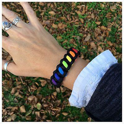 Paracord Survival bracelet HANDMADE