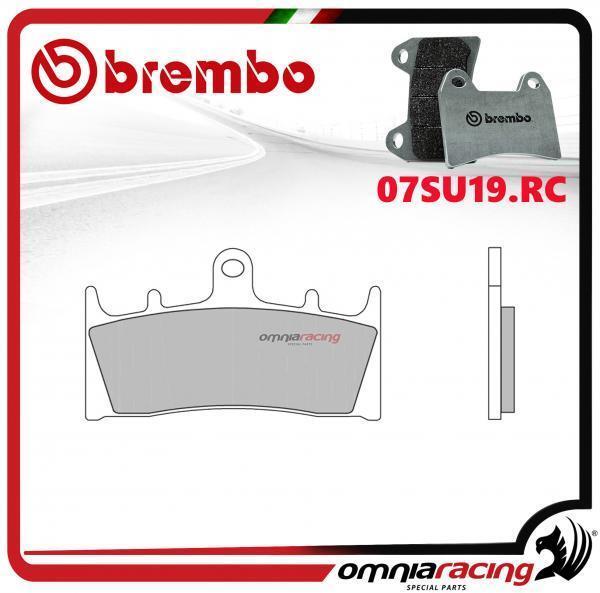 Brembo RC - organique avant plaquettes frein Suzuki GSX1000 2001>