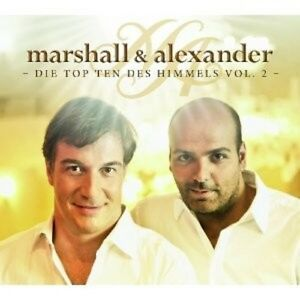 MARSHALL-amp-ALEXANDER-034-GOTTERFUNKEN-DIE-TOP-TEN-DES-HIMMELS-VOL-2-034-CD-NEU