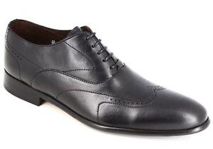 De En Homme Chaussures Ville Cuir Belym Noir wUaTqCg