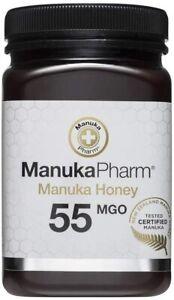 Manuka-Pharm-Manuka-Honig-Mgo-55-500g