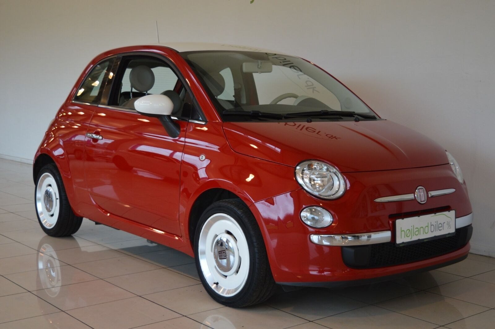 Fiat 500 0,9 TwinAir 80 57 Vintage 3d - 78.900 kr.