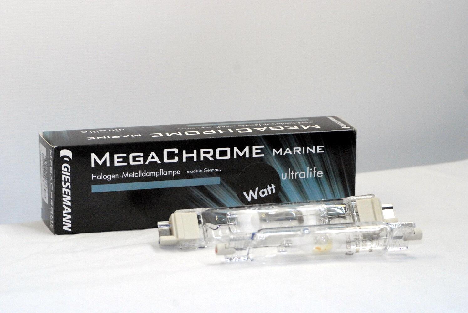 HQI 250 Watt megachrome Marine doppio gesockelt