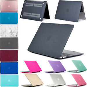 For-New-MacBook-Air-13-Inch-A1932-2018-Snap-On-Hard-Shell-Protective-Case-Cover
