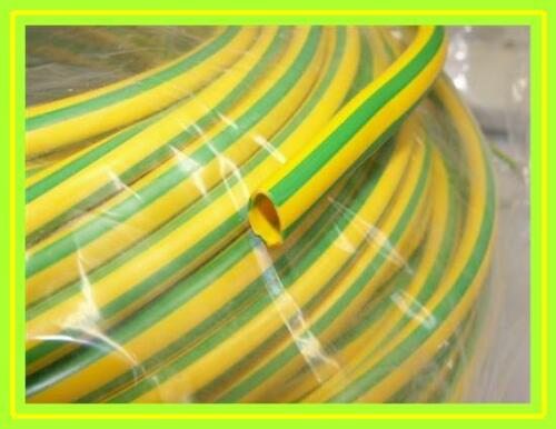 Isolierschlauch pvc-xy//60//Verde//Giallo 10mm² 50 M 1 ruolo