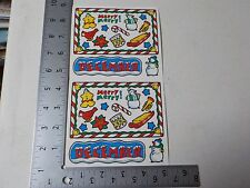 FRANCES MEYER DECEMBER CHRISTMAS SNOWMAN SLED STICKERS SCRAPBOOKING NEW A2638