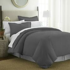 Egyptian Comfort Ultra Soft Duvet Cover Set for Comforter - 14 Rich Colors!