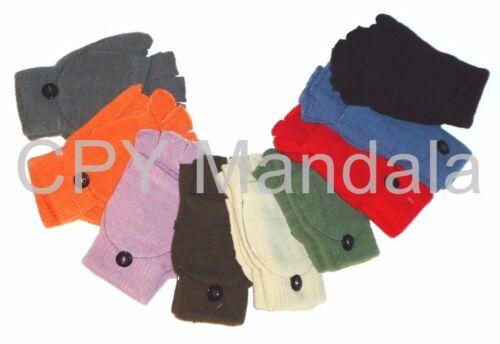 Mitaines MOUFLES Femme Taille Unique Mitaine,gant Coloris au choix