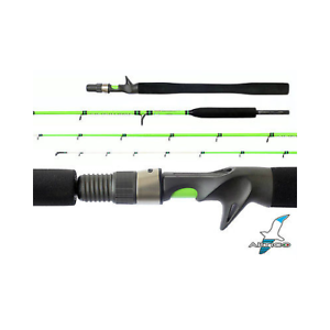 Fishing  Pole Artico Slow Pitch SLS strong 6' .6  2.0mt 250-400g with rings FUJI BNOG  select from the newest brands like