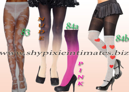 You choose Style #6 Stockings and Thigh Highs Lot of styles